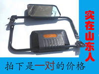Closed electric tricycle rearview mirror HD mirror fully enclosed shop moving three-wheel mirror high quality