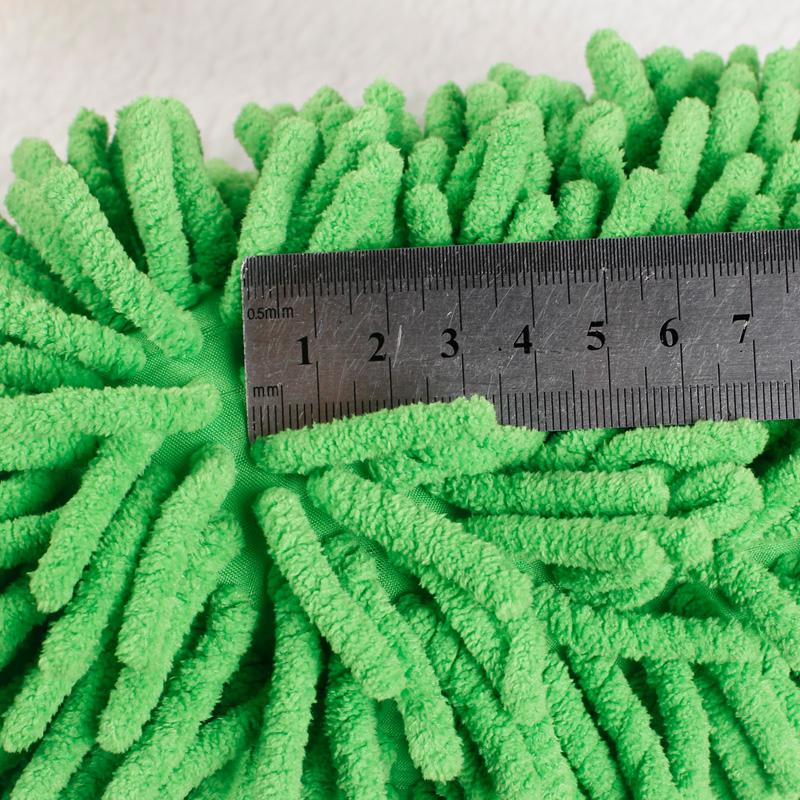 汽车洗车手套双面擦车手套雪尼尔珊瑚虫加绒加厚抹布手套洗车工具