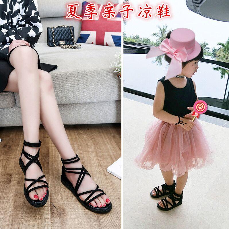 Одинаковая обувь для мамы и дочки Артикул 552847855738