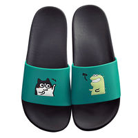Home sandals and slippers ladies home summer non-slip bathroom shower couple 2019 new summer slippers men wear