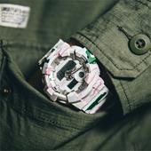 卡西欧GSHOCK 35周年限量款GA-700-7A/1A/2A/3A/4A/8大表盘手表男
