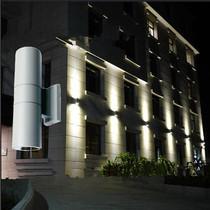 希尔顿全铜欧式户外壁灯室外阳台过道楼梯门口灯客厅庭院创意简约