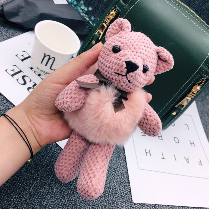 小熊饰品挂件