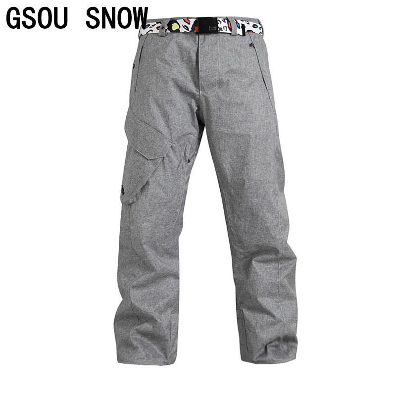 滑雪裤加棉