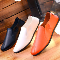 秋冬潮流高帮马丁靴高筒男靴子时尚韩版男鞋军靴牛仔靴个性长筒靴