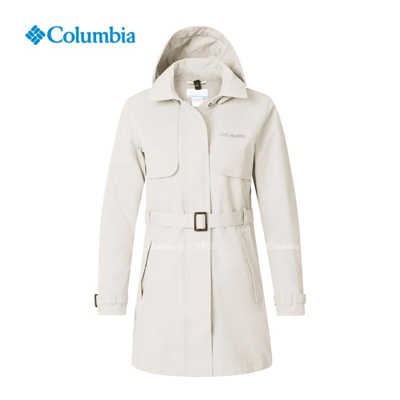 Columbia/哥伦比亚户外19新品秋冬女子奥米热能防水冲锋衣PL1050