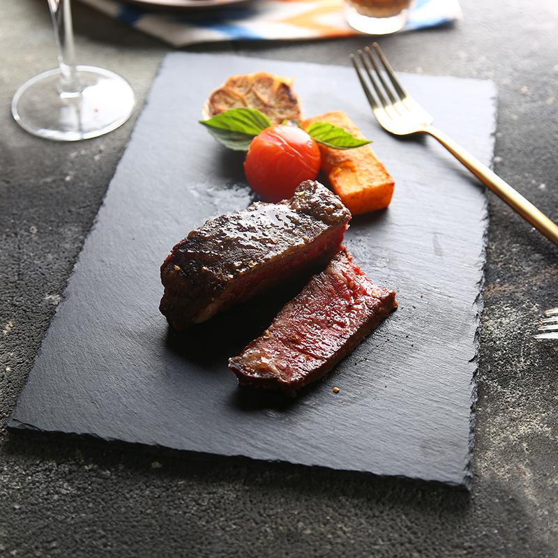 甜品寿司平盘烤肉盘子方形盘西餐盘