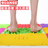 Finger press plate foot massage pad home package small winter bamboo shoots fingerboard super painful foot sole massage pad fitness mat