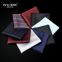 Effie Jenny Pocket Towel Men's Business Suit Korean Edition Scarf Scarf Dress Suit Suit Collar Accessories Handkerchief