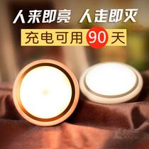 小夜灯插电床头卧室宝宝喂奶灯LED光控小夜灯插座灯带开关起夜灯