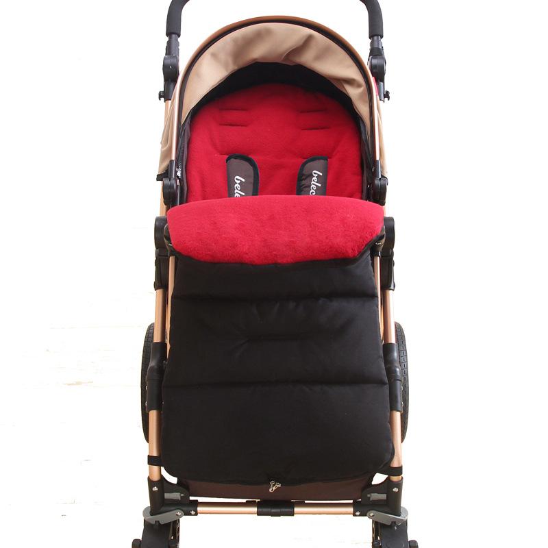 冬季婴儿推车舒适保暖脚套 儿童睡觉防踢被睡袋通用款防挡风抱被
