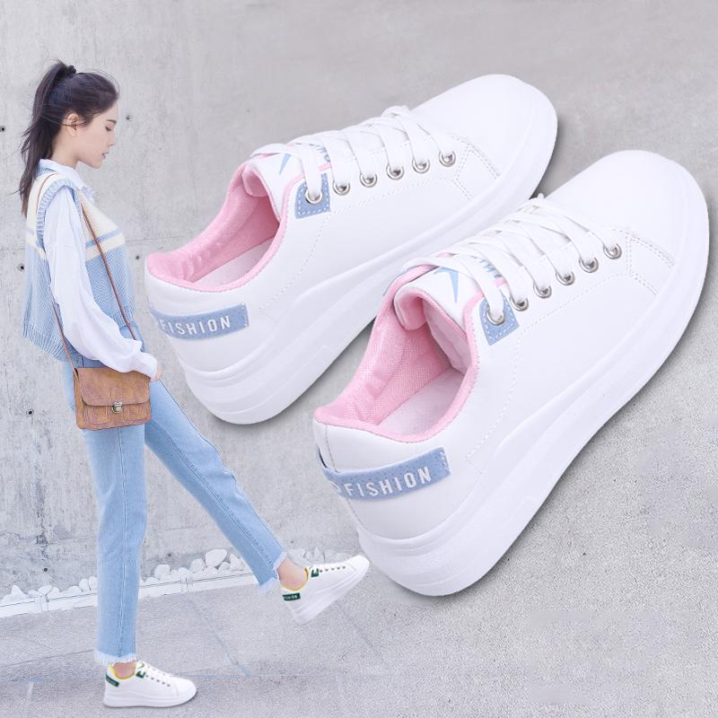 厚底松糕鞋女鞋