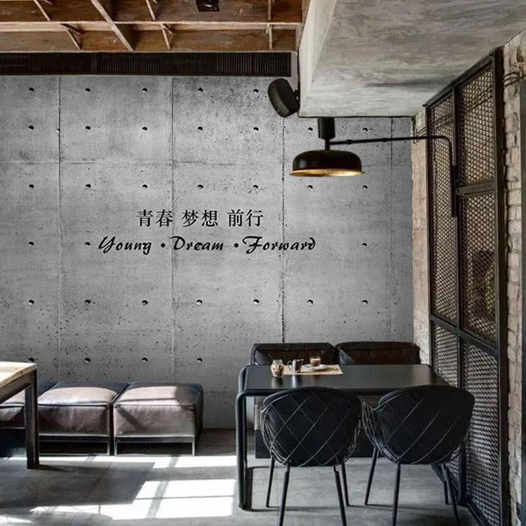 酒吧装饰墙纸