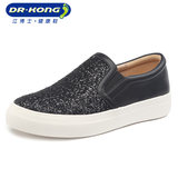 Dr.Kong/Jiang Dr. Lok Fu casual light lazy shoes one foot flat bottom deep mouth ins women's shoes super fire