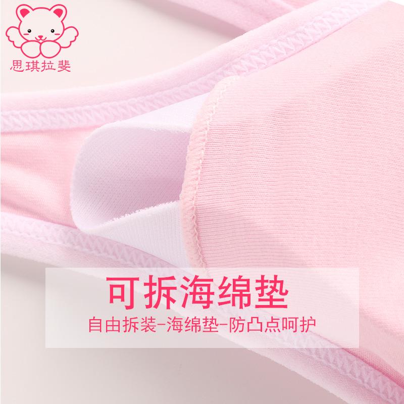 女童内衣套装 女孩小背心发育期少女内裤9-10-12岁学生纯棉大童15