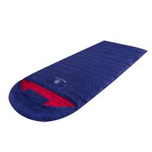 探路者睡袋 19春夏新款户外男女通款保暖羽绒信封式睡袋KECH80173图片