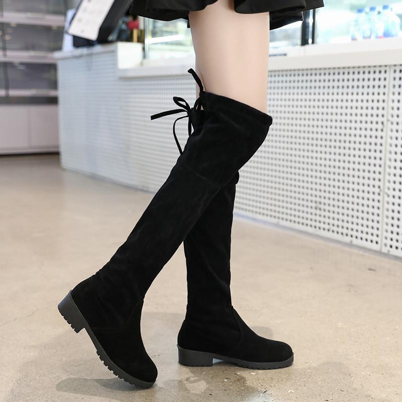 女士冬季靴子