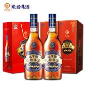 龟龄集酒 2瓶套装 500ml 广誉远