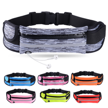 Sports Wallet Multi-function Arm Bag Running Close to the Body Music Mobile Phone Small Waist Bag Elastic Belt for Outdoor Goods for Men and Women