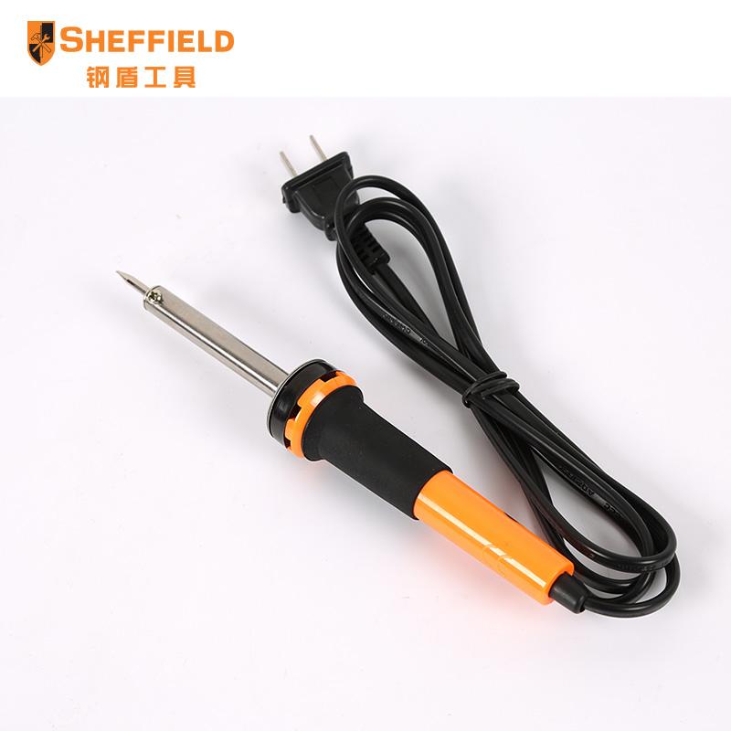 钢盾 电烙铁套装 家用精密焊接电子维修外热式电烙铁学生 T130011