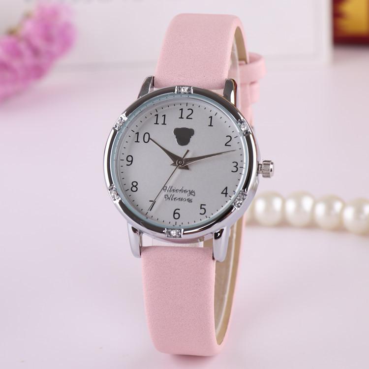 时尚手表水钻表腕表