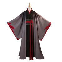 Spot Genuine cooperation Magic Taoist Anime derivative costume Wei Wuyi Yiling ancestor
