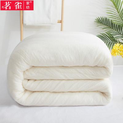 新疆棉被纯棉花被全棉冬被单双人春秋被学生棉胎宿舍褥子保暖棉絮