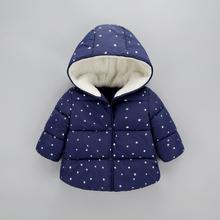 衣服 反季特卖儿童羊羔绒棉衣男童羽绒棉服女童棉袄宝宝加厚童装图片