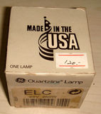 US GE 24V250W slide projector light bulb, bowl type