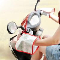 Summer electric car sunscreen gloves UV motorcycle battery car sunshade windproof waterproof hand guard