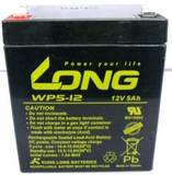 LONG Guanglong WP5-12 battery 12V5AH new imported DC screen UPS power supply dedicated battery