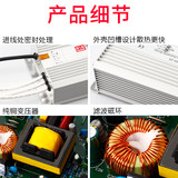 Waterproof power supply 350W12v24v36v48V/LED lighting power supply LPV350W24V15A/DC output power supply