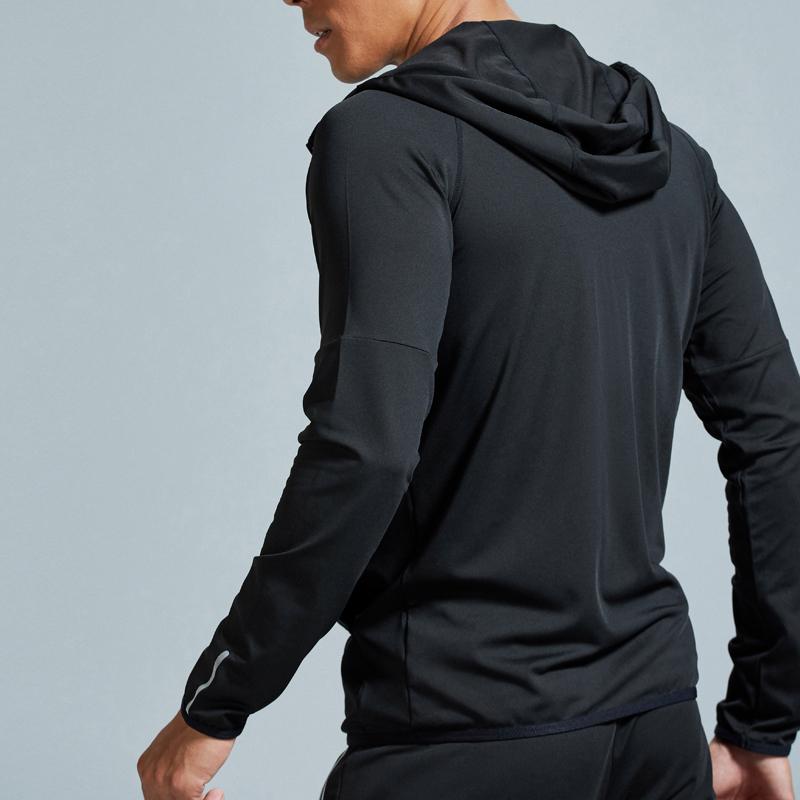运动套装两件套男夏秋季休闲运动服2018新款健身房短袖短裤跑步速
