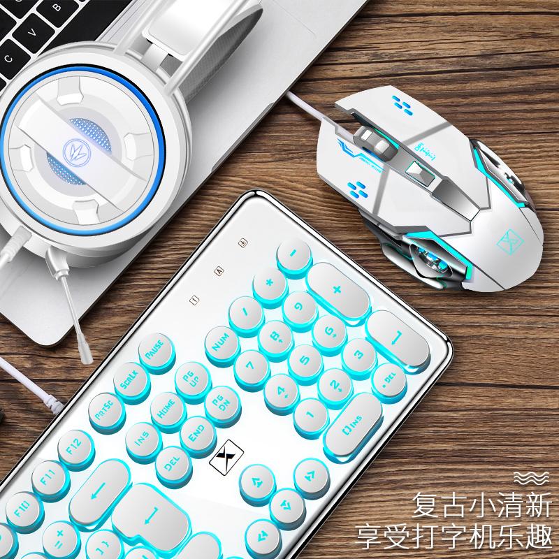 Наборы клавиатуры и мыши Артикул 595066730123