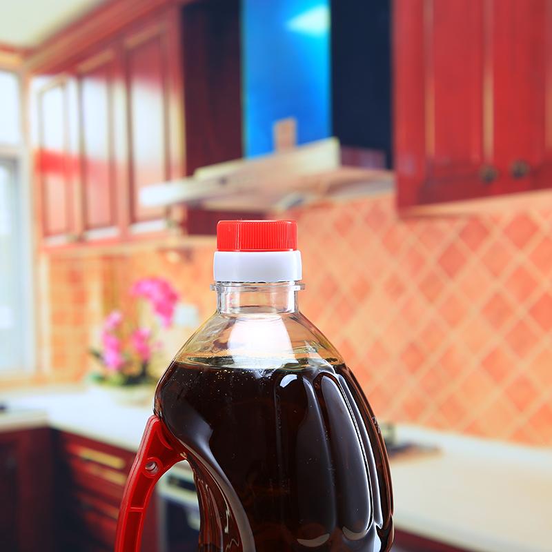 将军寨菜籽油非转基因四级物理压榨纯正浓香大别山食用油2.5L大桶