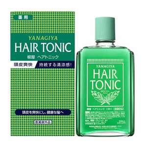 日本柳屋头皮营养液官网正品护发素精油头发头皮清洁护理非生发液