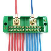 二进十二出接线盒电线分线器 包邮 促销 家用电线接线端子分线盒
