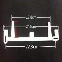 连接头钢头密封口好来屋洗衣机配件小龙头转接头和洗衣机进水管