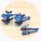 木工用阻铁班妻马口钳子固定钳铁匠手虎钳夹持类木匠凳手动工具
