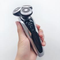 充电式电动刮胡刃滦士便携胡须刃正品特价包邮SA35超人剃须刃SID