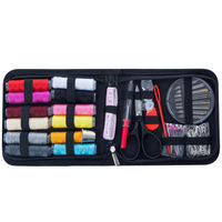 Sewing box small set hand sewing dormitory student sewing kit portable travel home multi-function Korea cute