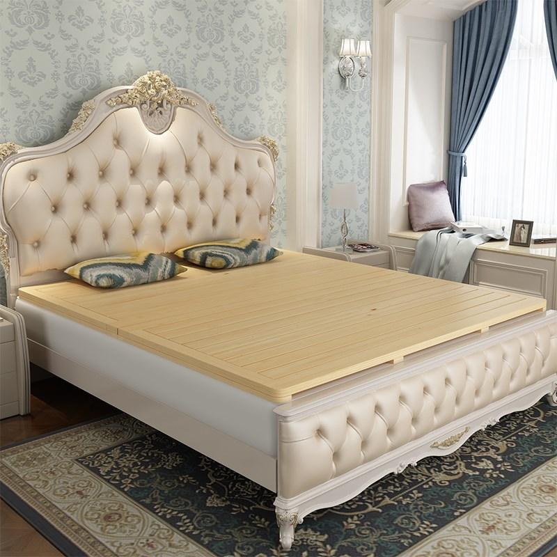 床板子 木 隔板软床变硬神器床板加宽条木板床垫硬板 腰椎排骨架