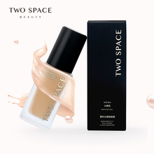 TWOSPACE two dimensional space mousse oxygen liquid foundation durable clean breathable Concealer natural nude makeup