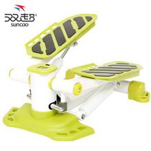 雙超家用正品靜音腳踏登山運動踏步機減肥瘦身多功能健身器材