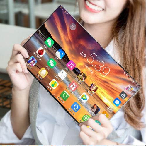 韩众P10超薄2019新款平板电脑12寸安卓智能全网通手机二合一三星屏游戏送华为小米鼠灯Pad高清大屏