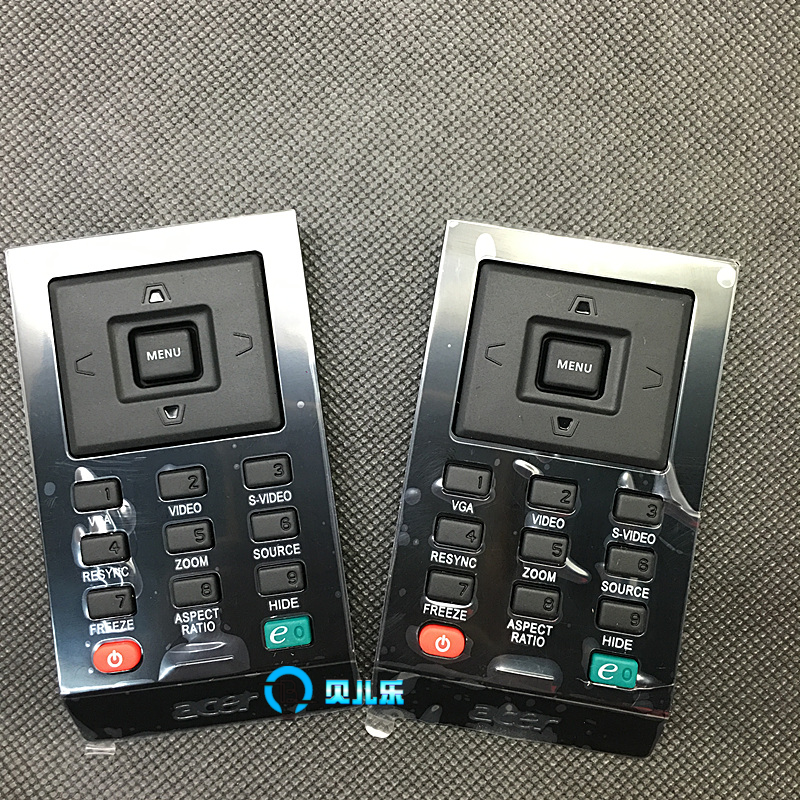 原装Acer宏碁宏基投影仪/机遥控器D200E D200P D210E D212遥控器