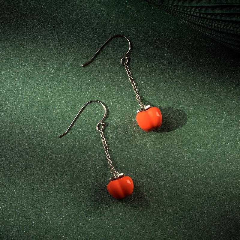 凡华造物柿柿如陶瓷手链,100多元创意国潮风礼物