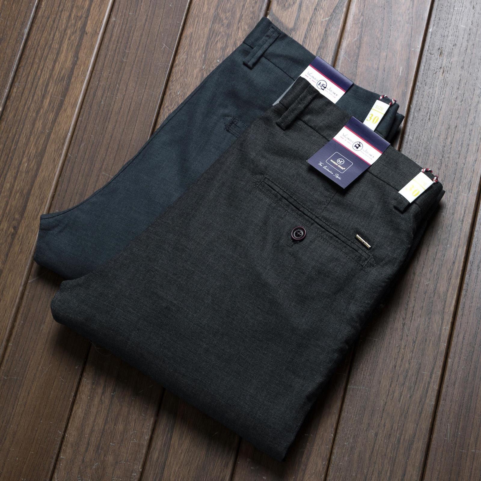 牛仔面料休闲裤