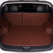 专用于16 17款天津一汽骏派D60汽车全包围后备箱垫内饰改装尾箱垫