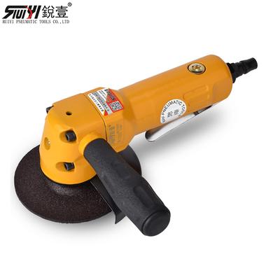 锐壹7025气动角磨机玻璃大理石木材锯打磨汽车抛光砂磨磨光切割机